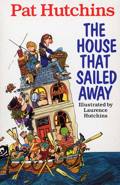 The House That Sailed Away - Jacket