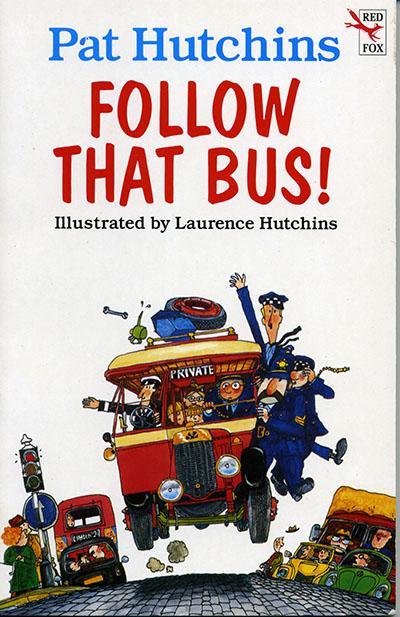 Follow That Bus - Jacket