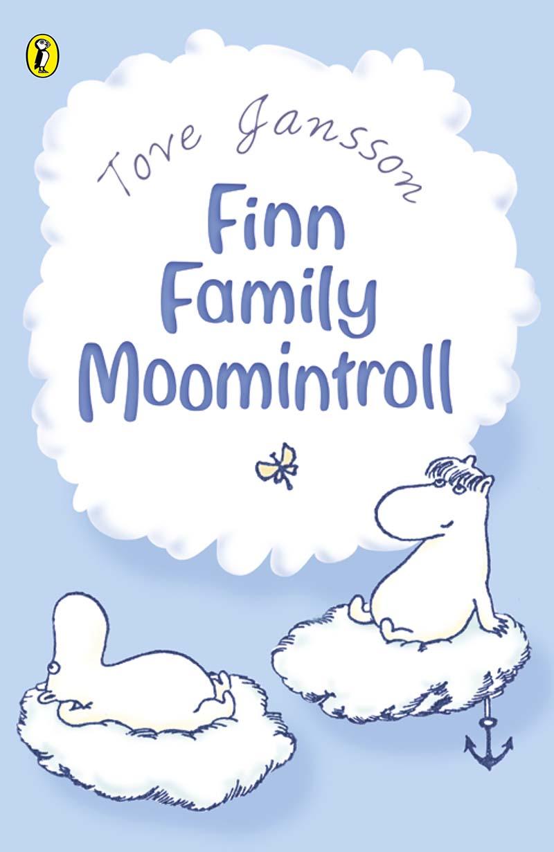 Finn Family Moomintroll - Jacket