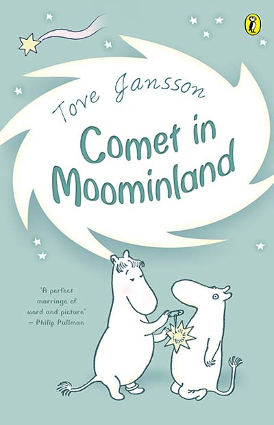 Comet in Moominland - Jacket