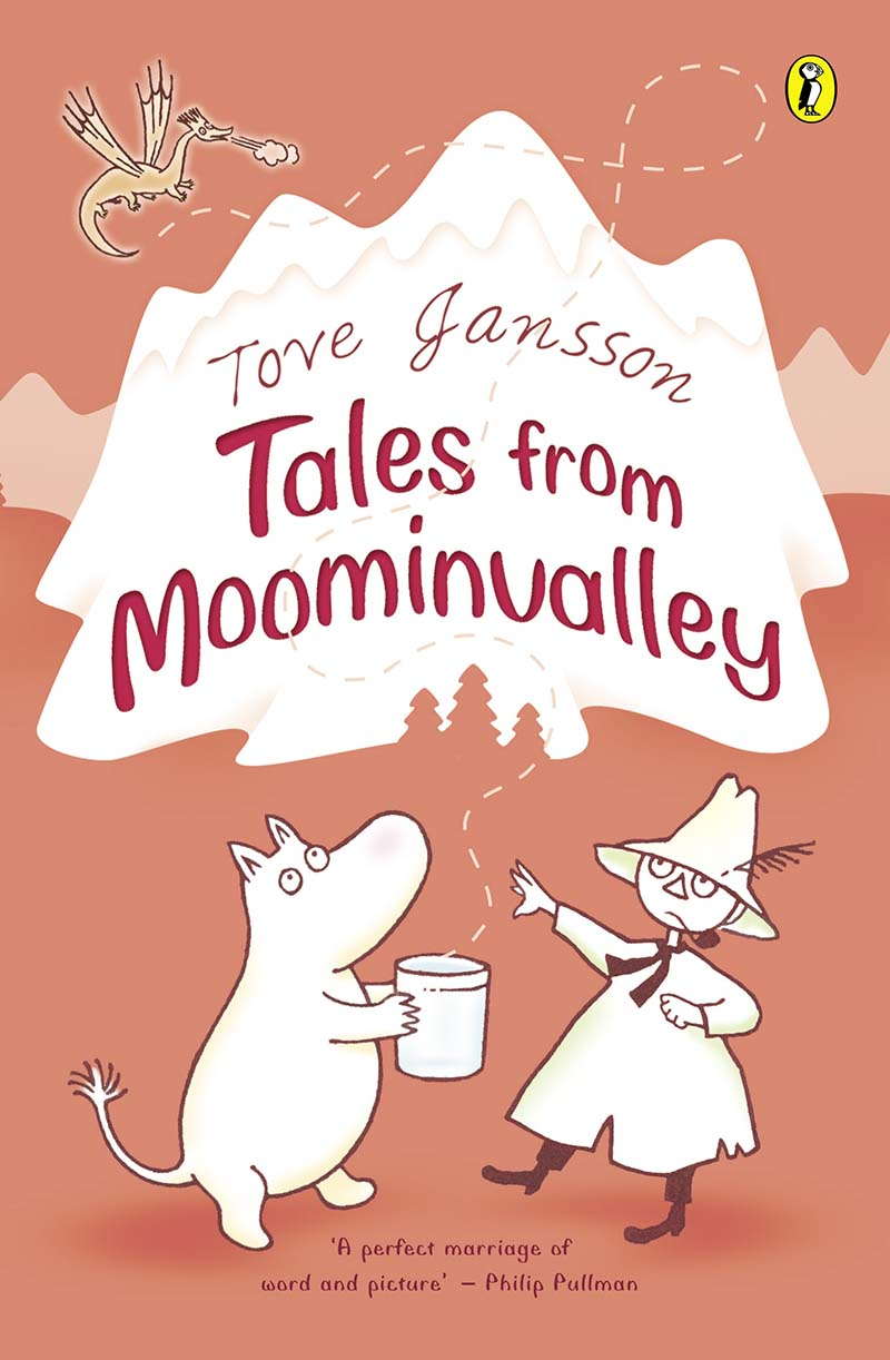 Tales from Moominvalley - Jacket