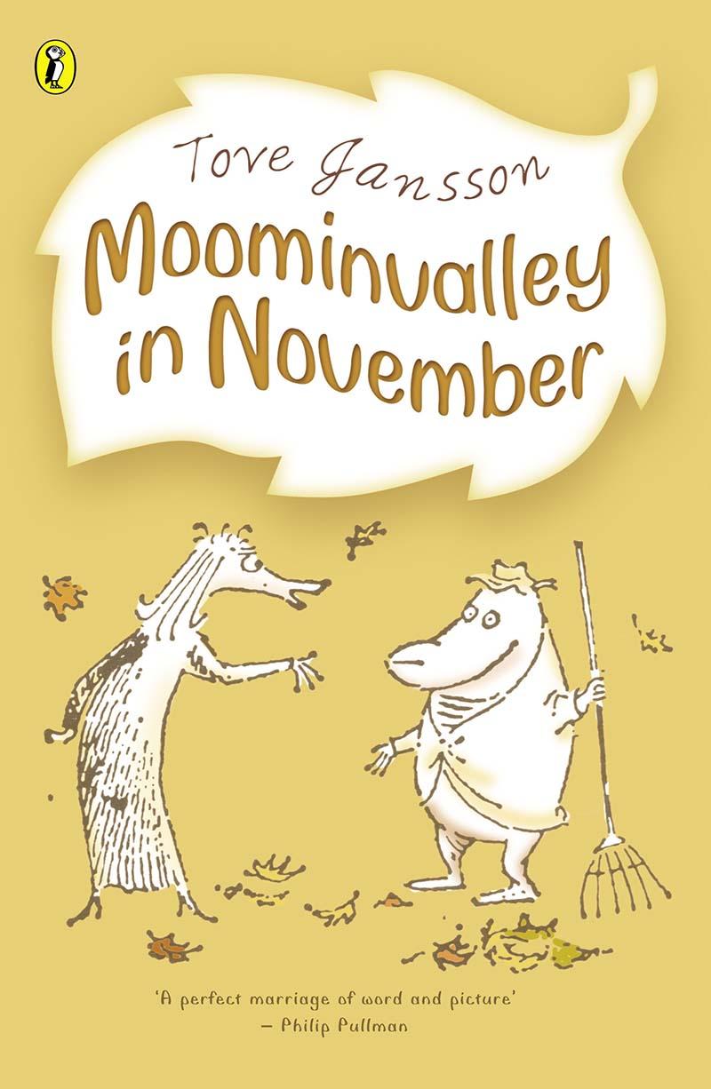 Moominvalley in November - Jacket