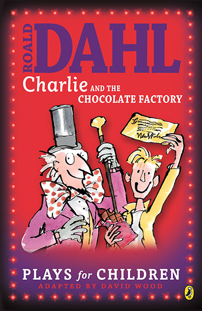 Charlie and the Chocolate Factory - Jacket