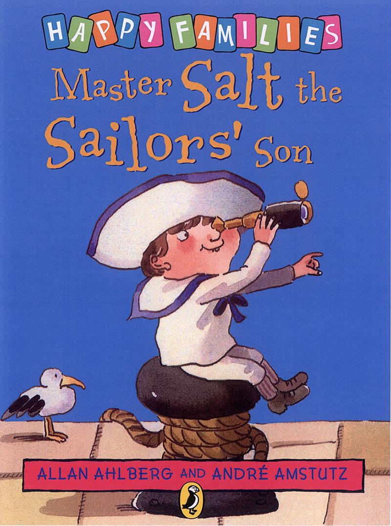 Master Salt the Sailors' Son - Jacket