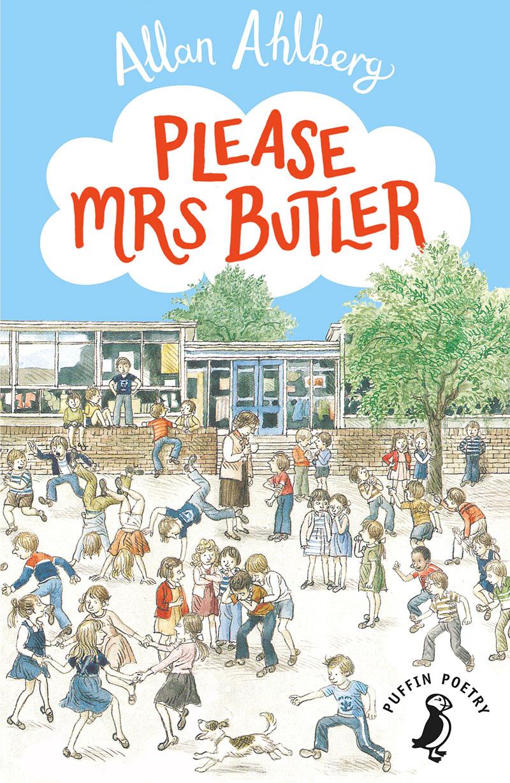 Please Mrs Butler - Jacket