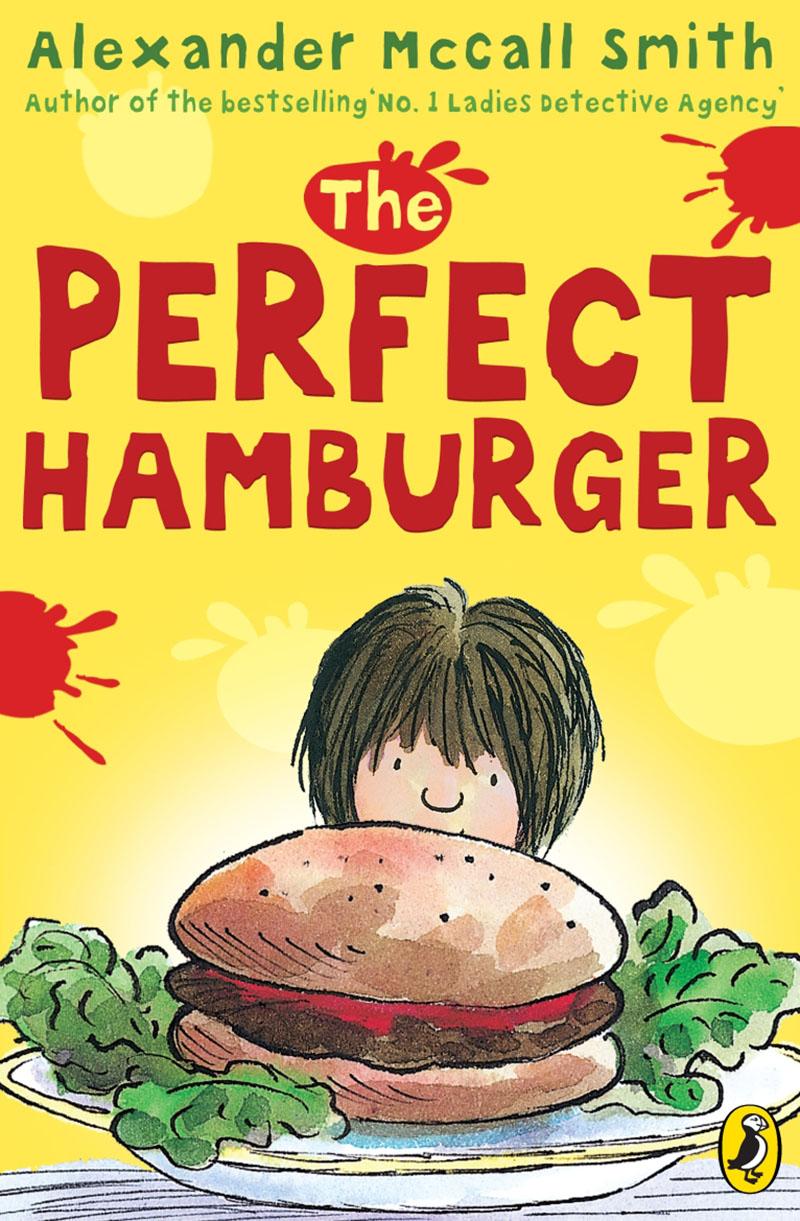 The Perfect Hamburger - Jacket