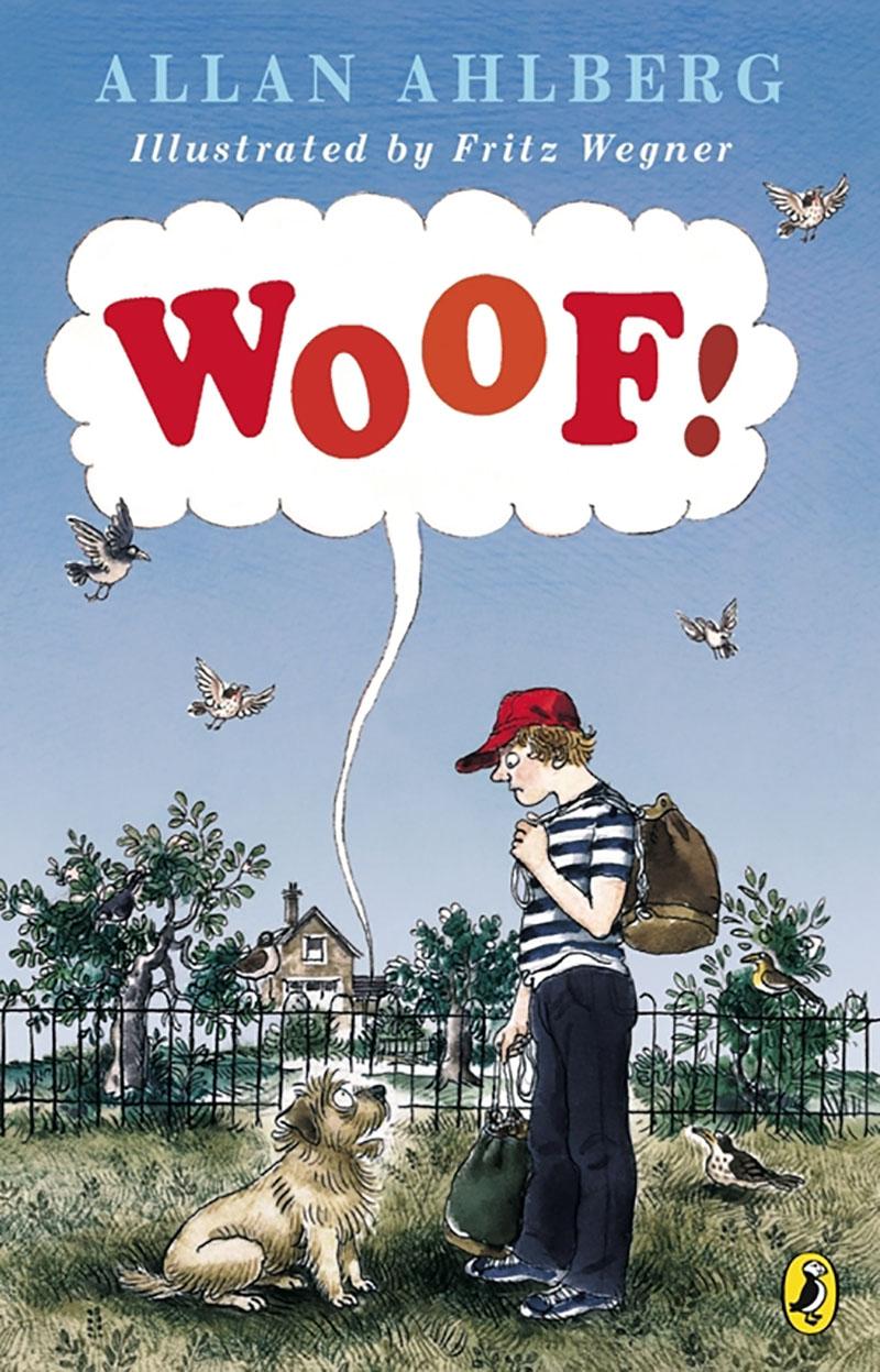 Woof! - Jacket