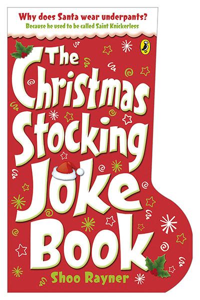 The Christmas Stocking Joke Book - Jacket
