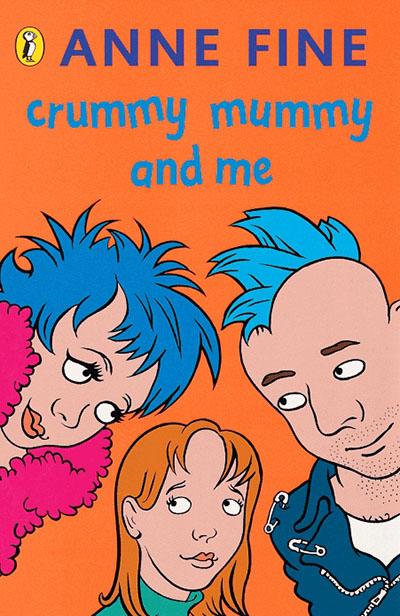 Crummy Mummy and Me - Jacket