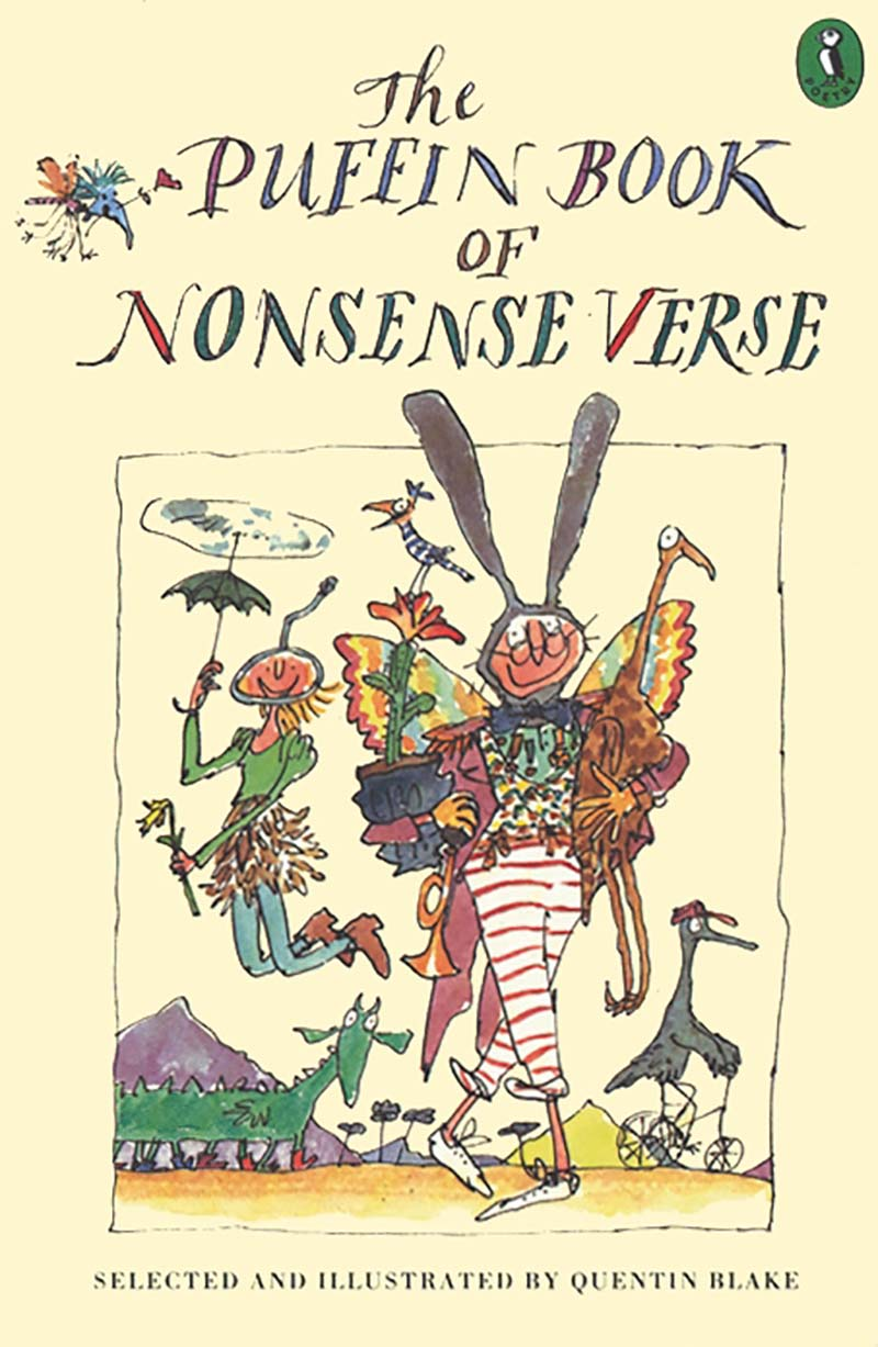 The Puffin Book of Nonsense Verse - Jacket