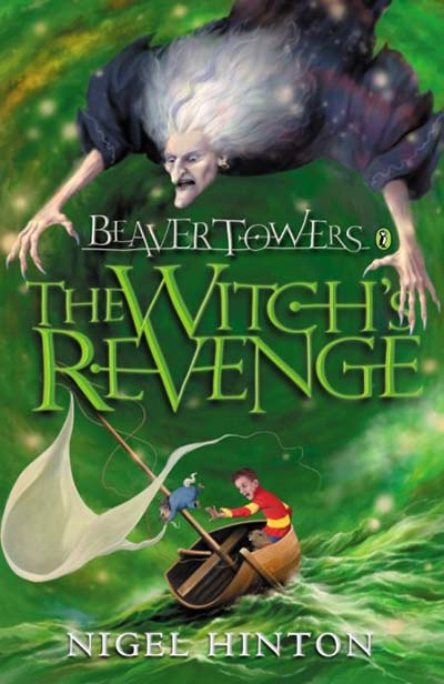 Beaver Towers: The Witch's Revenge - Jacket