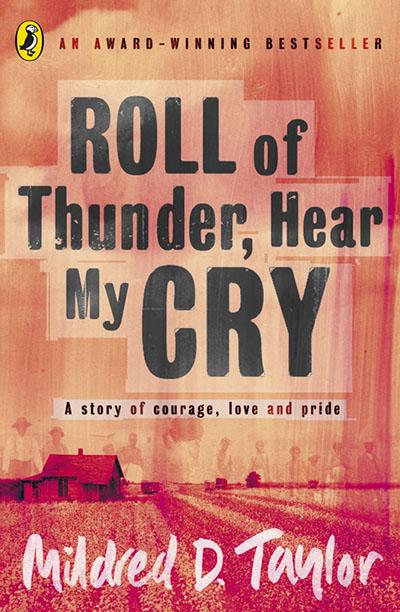 Roll of Thunder, Hear My Cry - Jacket