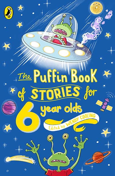 The Puffin Book of Stories for Six-year-olds - Jacket