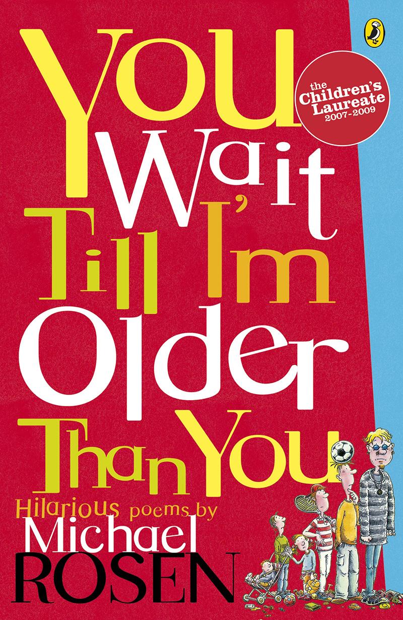 You Wait Till I'm Older Than You! - Jacket