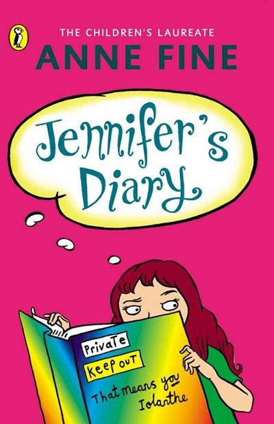 Jennifer's Diary - Jacket