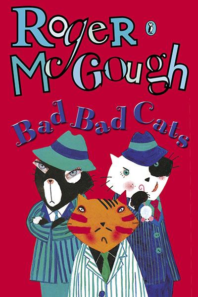 Bad, Bad Cats - Jacket