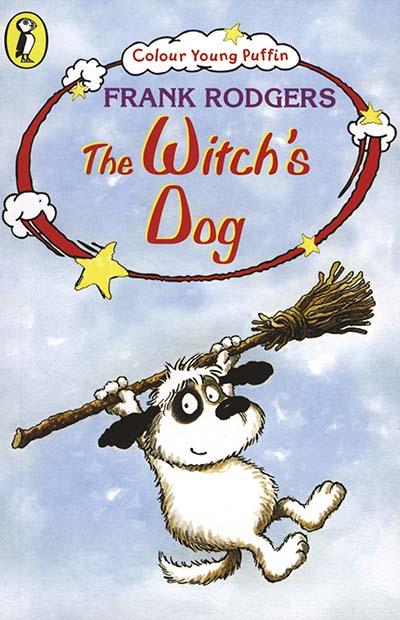 The Witch's Dog - Jacket