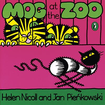 Mog at the Zoo - Jacket