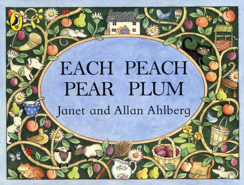 Each Peach Pear Plum - Jacket