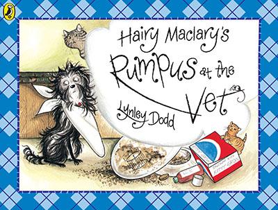 Hairy Maclary's Rumpus At The Vet - Jacket