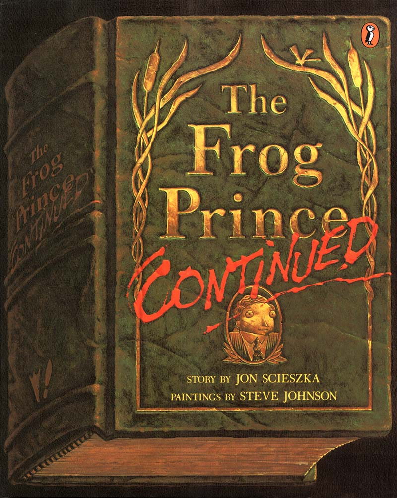 The Frog Prince Continued - Jacket