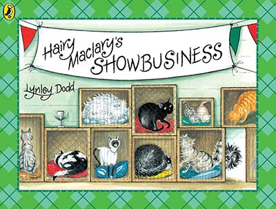 Hairy Maclary's Showbusiness - Jacket