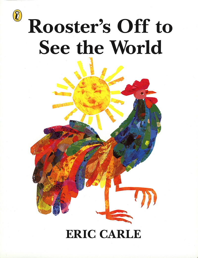 Rooster's Off to See the World - Jacket