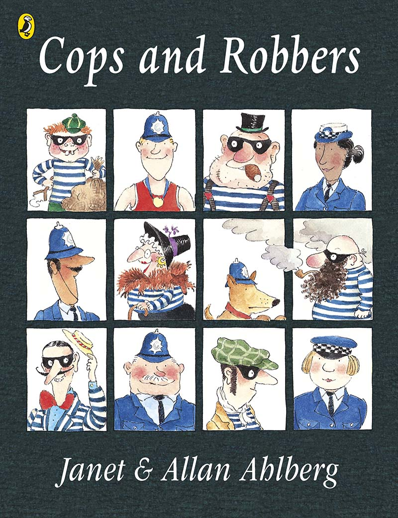 Cops and Robbers - Jacket