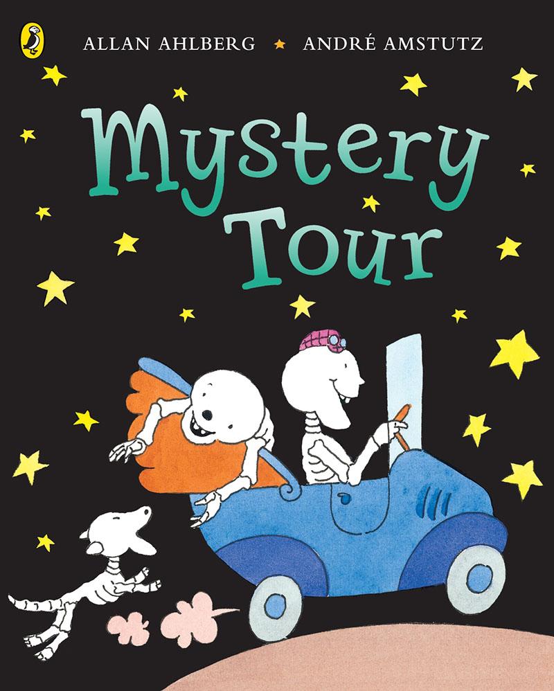 Funnybones: Mystery Tour - Jacket