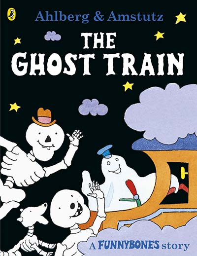 Funnybones: The Ghost Train - Jacket