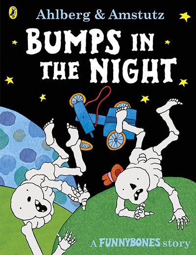 Funnybones: Bumps in the Night - Jacket