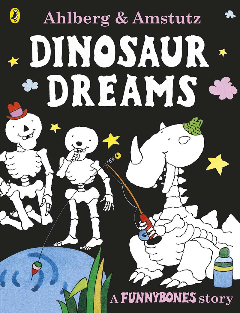 Funnybones: Dinosaur Dreams - Jacket