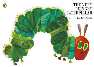 The Very Hungry Caterpillar - Jacket
