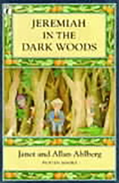 Jeremiah in the Dark Woods - Jacket