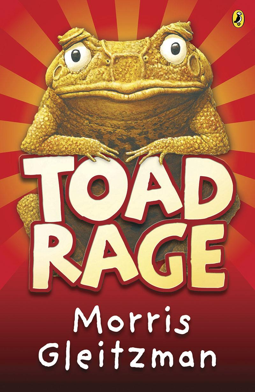 Toad Rage - Jacket