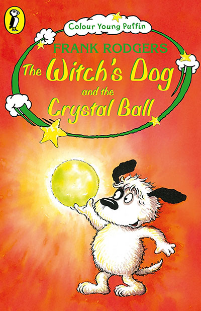 The Witch's Dog and the Crystal Ball - Jacket