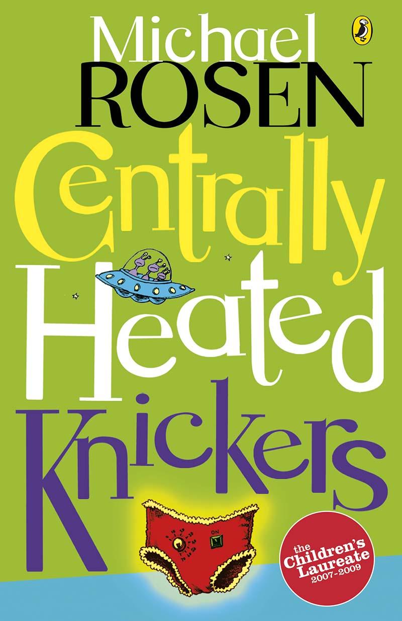 Centrally Heated Knickers - Jacket