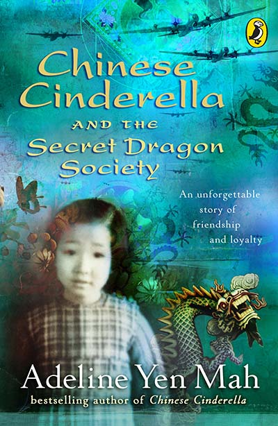 Chinese Cinderella and the Secret Dragon Society - Jacket
