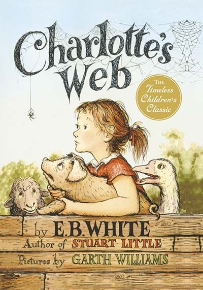Charlotte's Web - Jacket