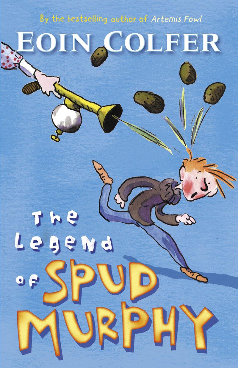 The Legend of Spud Murphy - Jacket