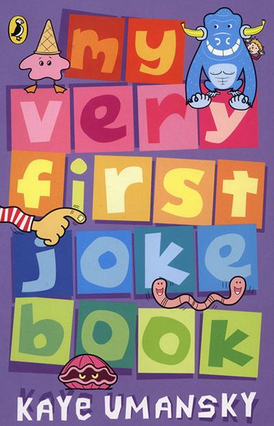 My Very First Joke Book - Jacket