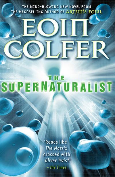 The Supernaturalist - Jacket