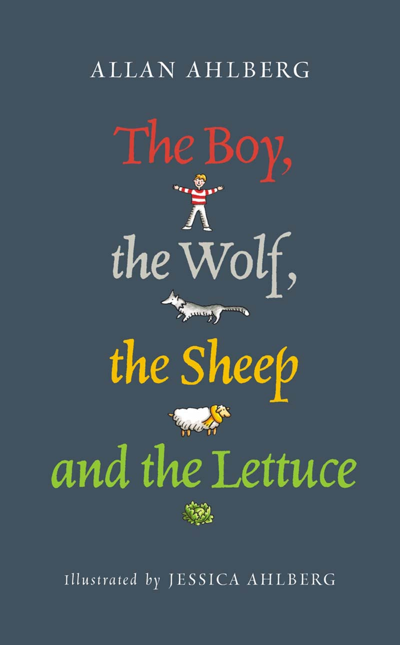 The Boy, the Wolf, the Sheep and the Lettuce - Jacket