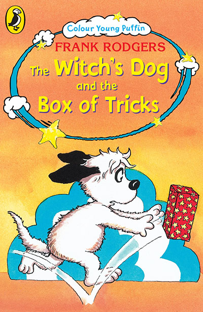 The Witch's Dog and the Box of Tricks - Jacket