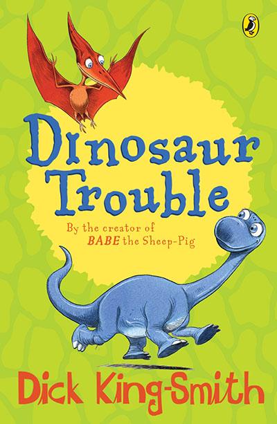 Dinosaur Trouble - Jacket