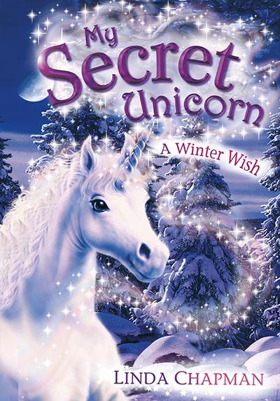My Secret Unicorn: A Winter Wish - Jacket