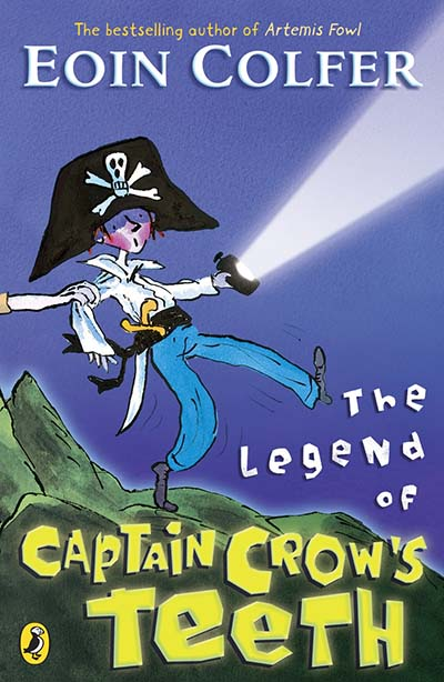 The Legend of Captain Crow's Teeth - Jacket