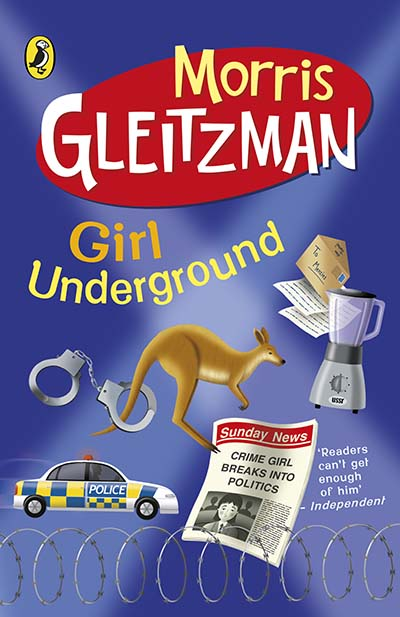Girl Underground - Jacket