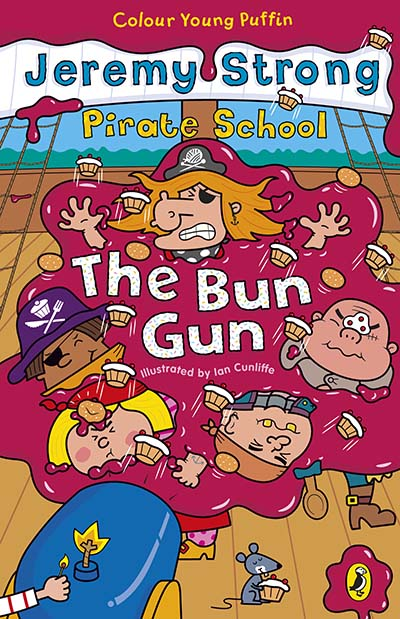 Pirate School: The Bun Gun - Jacket