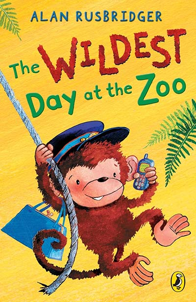 The Wildest Day at the Zoo - Jacket